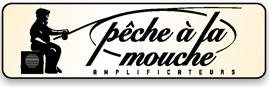 Amplificateurs à lampes et micros Pêche à la Mouche